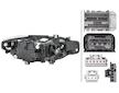 Hlavní světlomet HELLA 1EX 012 103-911