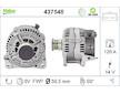 generátor VALEO 437548