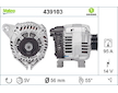 generátor VALEO 439103
