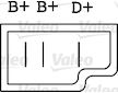 generátor VALEO 437124