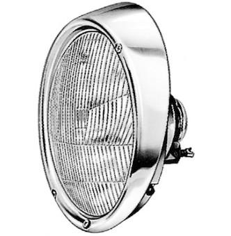 Hlavní světlomet HELLA 1A8 001 156-011