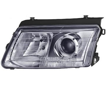 Hlavní světlomet HELLA 1AF 007 850-051