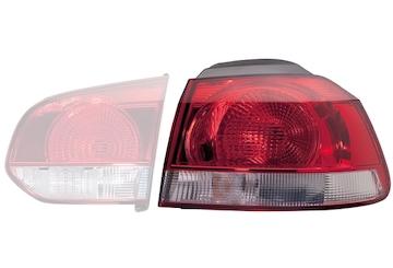 Zadní světlo HELLA 2SD 009 922-091