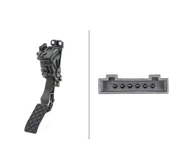 Senzor, poloha akceleracniho pedalu HELLA 6PV 008 495-711