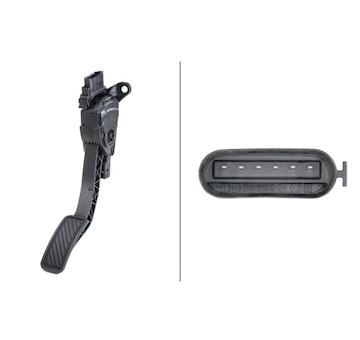 Senzor, poloha akceleracniho pedalu HELLA 6PV 009 517-701