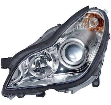 Hlavní světlomet HELLA 1ES 008 821-311