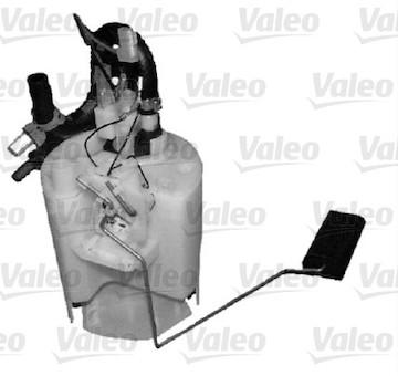 Palivová přívodní jednotka VALEO 347116