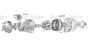 generátor VALEO A11VI59