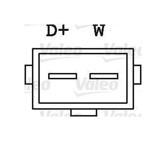 generátor VALEO 437547
