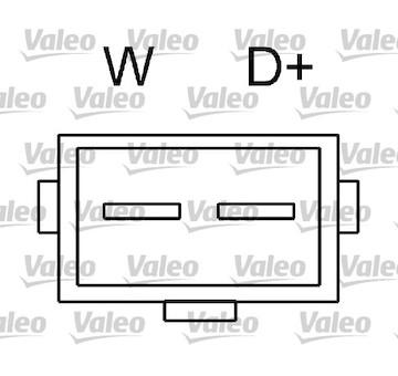 generátor VALEO 437618