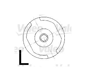 generátor VALEO 437141