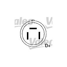 generátor VALEO 437638