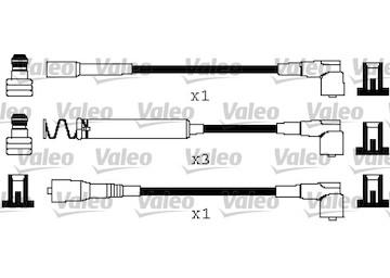 Sada kabelů pro zapalování VALEO 346669