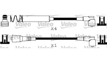 Sada kabelů pro zapalování VALEO 346665