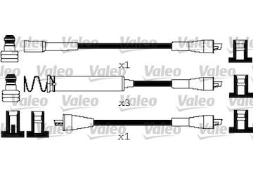 Sada kabelů pro zapalování VALEO 346664