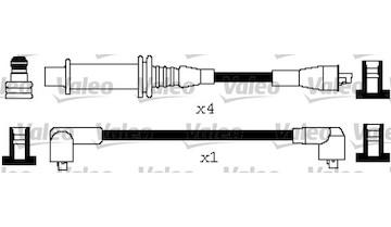 Sada kabelů pro zapalování VALEO 346648