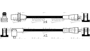 Sada kabelů pro zapalování VALEO 346645