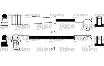 Sada kabelů pro zapalování VALEO 346605
