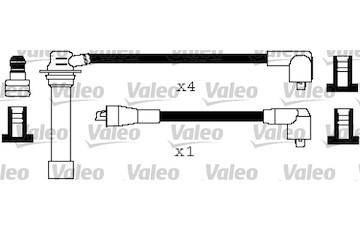 Sada kabelů pro zapalování VALEO 346585