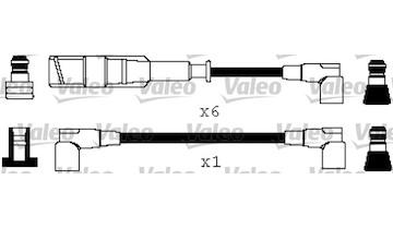 Sada kabelů pro zapalování VALEO 346570