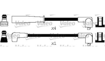 Sada kabelů pro zapalování VALEO 346547