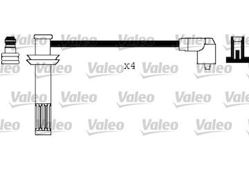 Sada kabelů pro zapalování VALEO 346528