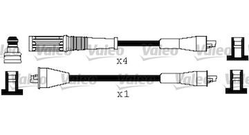 Sada kabelů pro zapalování VALEO 346504