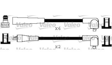 Sada kabelů pro zapalování VALEO 346484