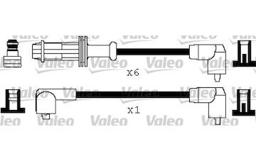 Sada kabelů pro zapalování VALEO 346449