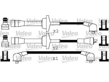 Sada kabelů pro zapalování VALEO 346439