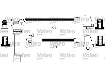 Sada kabelů pro zapalování VALEO 346423
