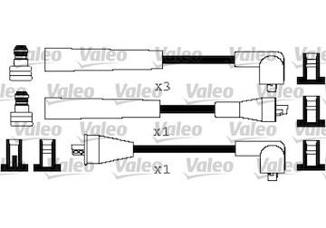 Sada kabelů pro zapalování VALEO 346409