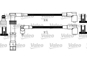 Sada kabelů pro zapalování VALEO 346380