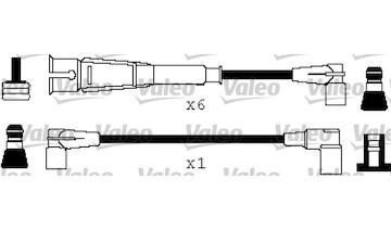 Sada kabelů pro zapalování VALEO 346360