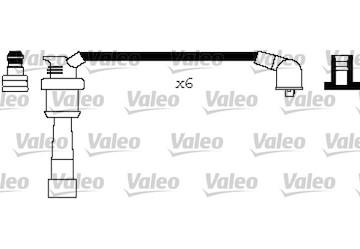 Sada kabelů pro zapalování VALEO 346273