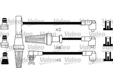 Sada kabelů pro zapalování VALEO 346264