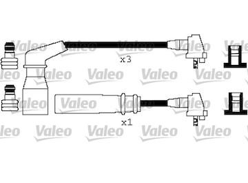 Sada kabelů pro zapalování VALEO 346263