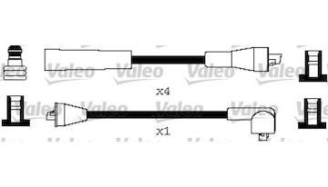 Sada kabelů pro zapalování VALEO 346261