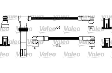 Sada kabelů pro zapalování VALEO 346247