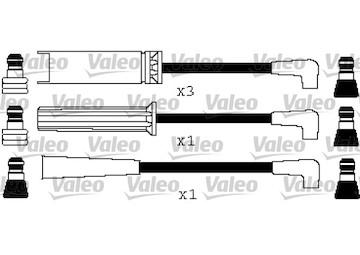 Sada kabelů pro zapalování VALEO 346234