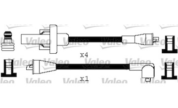 Sada kabelů pro zapalování VALEO 346222