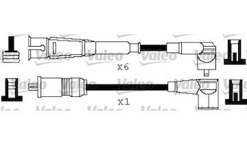 Sada kabelů pro zapalování VALEO 346219
