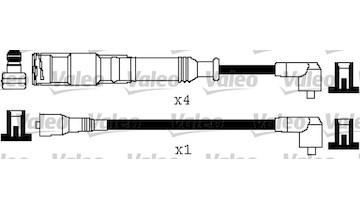Sada kabelů pro zapalování VALEO 346217