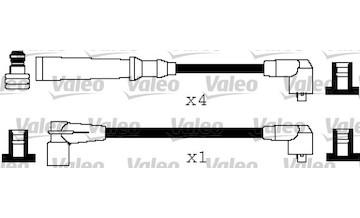 Sada kabelů pro zapalování VALEO 346209