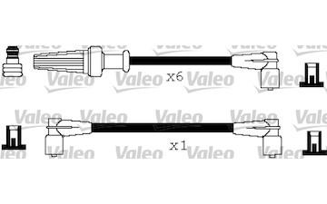 Sada kabelů pro zapalování VALEO 346205