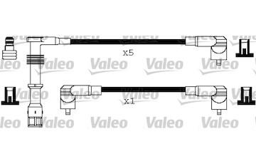 Sada kabelů pro zapalování VALEO 346203