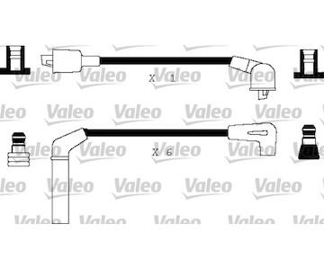 Sada kabelů pro zapalování VALEO 346169