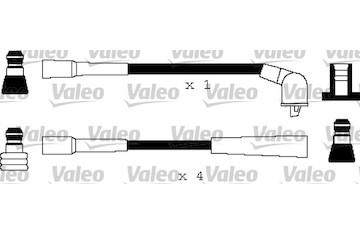 Sada kabelů pro zapalování VALEO 346157