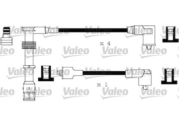 Sada kabelů pro zapalování VALEO 346152