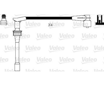 Sada kabelů pro zapalování VALEO 346098